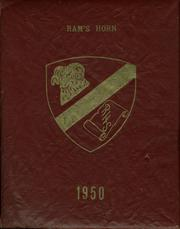 1950 Edition, Ruthven Consolidated School - Rams Horn Yearbook (Ruthven, IA)