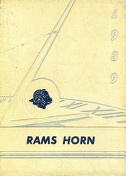 1959 Edition, Ruthven Consolidated School - Rams Horn Yearbook (Ruthven, IA)
