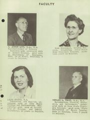 Page 9, 1947 Edition, Melcher Dallas High School - Quill Yearbook (Melcher, IA) online yearbook collection