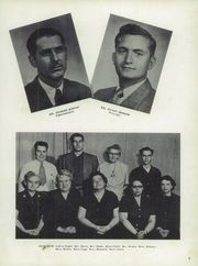 Page 11, 1952 Edition, Melcher Dallas High School - Quill Yearbook (Melcher, IA) online yearbook collection