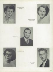 Page 15, 1952 Edition, Melcher Dallas High School - Quill Yearbook (Melcher, IA) online yearbook collection