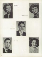 Page 16, 1952 Edition, Melcher Dallas High School - Quill Yearbook (Melcher, IA) online yearbook collection