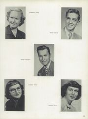 Page 17, 1952 Edition, Melcher Dallas High School - Quill Yearbook (Melcher, IA) online yearbook collection