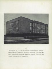 Page 7, 1952 Edition, Melcher Dallas High School - Quill Yearbook (Melcher, IA) online yearbook collection