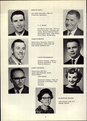 Page 10, 1964 Edition, Shelby Tennant Community High School - Cardinals Yearbook (Shelby, IA) online yearbook collection