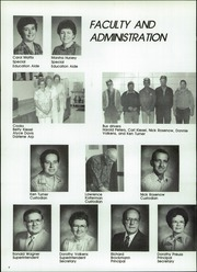 Page 10, 1986 Edition, Shelby Tennant Community High School - Cardinals Yearbook (Shelby, IA) online yearbook collection