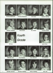 Page 16, 1986 Edition, Shelby Tennant Community High School - Cardinals Yearbook (Shelby, IA) online yearbook collection