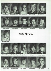 Page 17, 1986 Edition, Shelby Tennant Community High School - Cardinals Yearbook (Shelby, IA) online yearbook collection