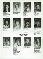 Page 8, 1986 Edition, Shelby Tennant Community High School - Cardinals Yearbook (Shelby, IA) online yearbook collection