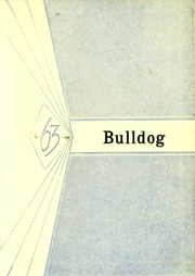 1963 Edition, MFL MarMac Community School - Bulldog Yearbook (Monona, IA)