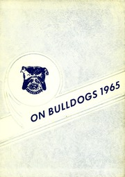 1965 Edition, MFL MarMac Community School - Bulldog Yearbook (Monona, IA)