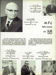 Page 7, 1968 Edition, MFL MarMac Community School - Bulldog Yearbook (Monona, IA) online yearbook collection