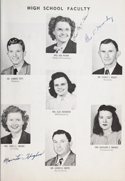 Page 13, 1947 Edition, Clemmons High School - Clemmemories Yearbook (Clemmons, NC) online yearbook collection