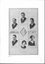 Page 17, 1925 Edition, Cedar Falls High School - Tiger Yearbook (Cedar Falls, IA) online yearbook collection