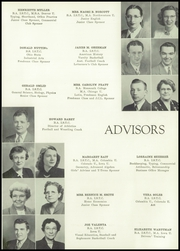 Page 13, 1950 Edition, Cedar Falls High School - Tiger Yearbook (Cedar Falls, IA) online yearbook collection