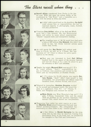 Page 16, 1950 Edition, Cedar Falls High School - Tiger Yearbook (Cedar Falls, IA) online yearbook collection