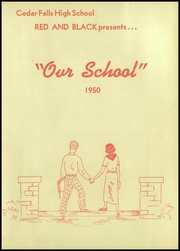 Page 5, 1950 Edition, Cedar Falls High School - Tiger Yearbook (Cedar Falls, IA) online yearbook collection