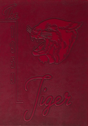 Page 1, 1959 Edition, Cedar Falls High School - Tiger Yearbook (Cedar Falls, IA) online yearbook collection