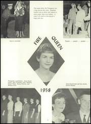 Page 12, 1959 Edition, Cedar Falls High School - Tiger Yearbook (Cedar Falls, IA) online yearbook collection
