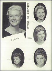Page 13, 1959 Edition, Cedar Falls High School - Tiger Yearbook (Cedar Falls, IA) online yearbook collection