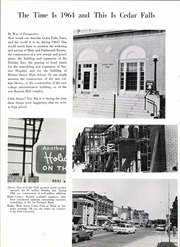Page 8, 1964 Edition, Cedar Falls High School - Tiger Yearbook (Cedar Falls, IA) online yearbook collection