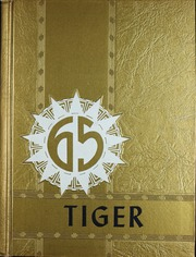 1965 Edition, Cedar Falls High School - Tiger Yearbook (Cedar Falls, IA)