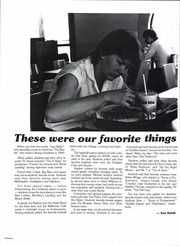 Page 14, 1984 Edition, Cedar Falls High School - Tiger Yearbook (Cedar Falls, IA) online yearbook collection