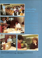 Page 17, 1984 Edition, Cedar Falls High School - Tiger Yearbook (Cedar Falls, IA) online yearbook collection