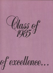Page 3, 1985 Edition, Cedar Falls High School - Tiger Yearbook (Cedar Falls, IA) online yearbook collection