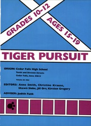 Page 5, 1985 Edition, Cedar Falls High School - Tiger Yearbook (Cedar Falls, IA) online yearbook collection