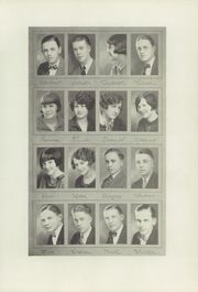 Page 11, 1925 Edition, Mason City High School - Masonian Yearbook (Mason City, IA) online yearbook collection