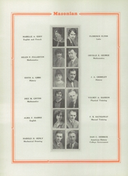 Page 14, 1929 Edition, Mason City High School - Masonian Yearbook (Mason City, IA) online yearbook collection