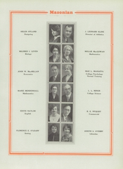 Page 15, 1929 Edition, Mason City High School - Masonian Yearbook (Mason City, IA) online yearbook collection