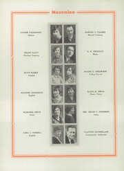 Page 16, 1929 Edition, Mason City High School - Masonian Yearbook (Mason City, IA) online yearbook collection