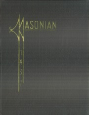 1937 Edition, Mason City High School - Masonian Yearbook (Mason City, IA)