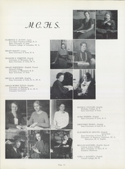 Page 16, 1937 Edition, Mason City High School - Masonian Yearbook (Mason City, IA) online yearbook collection