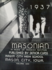 Page 7, 1937 Edition, Mason City High School - Masonian Yearbook (Mason City, IA) online yearbook collection