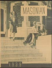 1939 Edition, Mason City High School - Masonian Yearbook (Mason City, IA)