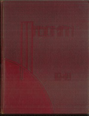 1940 Edition, Mason City High School - Masonian Yearbook (Mason City, IA)