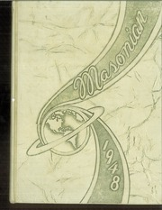 1948 Edition, Mason City High School - Masonian Yearbook (Mason City, IA)