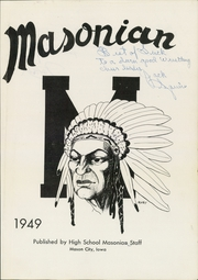 Page 5, 1949 Edition, Mason City High School - Masonian Yearbook (Mason City, IA) online yearbook collection