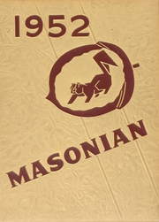 Page 1, 1952 Edition, Mason City High School - Masonian Yearbook (Mason City, IA) online yearbook collection