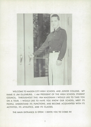 Page 11, 1954 Edition, Mason City High School - Masonian Yearbook (Mason City, IA) online yearbook collection