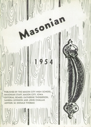 Page 5, 1954 Edition, Mason City High School - Masonian Yearbook (Mason City, IA) online yearbook collection