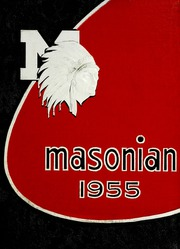 1955 Edition, Mason City High School - Masonian Yearbook (Mason City, IA)