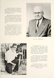 Page 11, 1955 Edition, Mason City High School - Masonian Yearbook (Mason City, IA) online yearbook collection