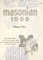 Page 5, 1955 Edition, Mason City High School - Masonian Yearbook (Mason City, IA) online yearbook collection