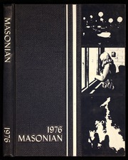 1976 Edition, Mason City High School - Masonian Yearbook (Mason City, IA)