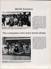 Page 69, 1976 Edition, Mason City High School - Masonian Yearbook (Mason City, IA) online yearbook collection