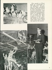 Page 11, 1967 Edition, West High School - Shaheen Yearbook (Davenport, IA) online yearbook collection